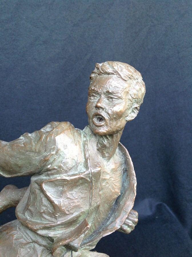 Sculptor Modeler | Alessandro Maggioni #artpeople