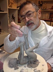 Alessandro Maggioni Maestro Scultore