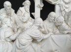 'L'Ultima Cena' - Porcellana - 65x40 cm - anno 2000 - creato in 500 ore di lavoro